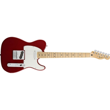 Standard Telecaster®, Maple Fingerboard, Candy Apple Red, No Bag