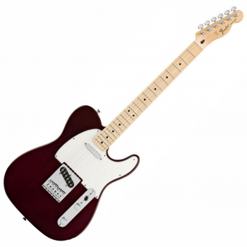 Standard Telecaster®, Maple Fingerboard, Midnight Wine, No Bag